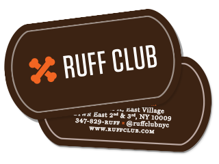 Ruff Club Membership